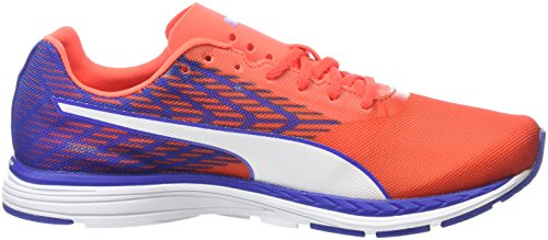 blue Puma red Speed100rignwnf6 01red Donna 01 Scarpe Sportive Rosso Indoor blue wqY0x7aqr