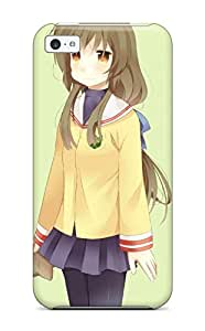 New Premium Jamesmeggest Clannad Skin Case Cover Excellent Fitted For Iphone 5c