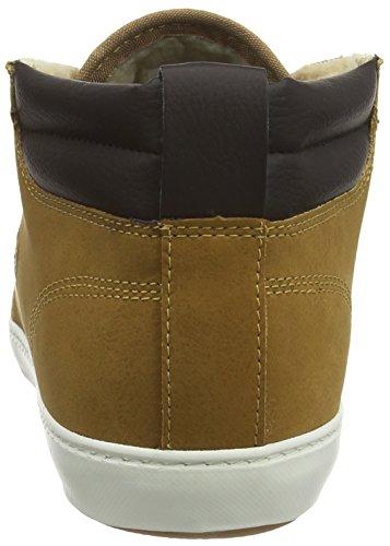 Lacoste AMPTHILL TERRA PUT 3 Herren Hohe Sneakers Beige (DK TAN/DK TAN 8R3)