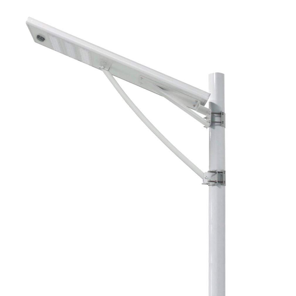LED Solar Street Light - Dusk to Dawn with Motion Sensor - 50W and 5000W Lumens - 5000K Daylight - Waterproof IP65
