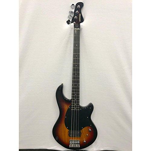 Fernandes Atlas - Fernandes Atlas 4 Deluxe Bass Guitar - 3 Tone Sunburst