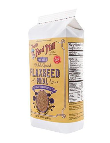 Bobs Red Mill Brown Flaxseed Meal, 16-ounce (Package May Vary)