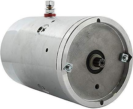 New Low Rider Chrome Pump Motor For Dell Maxon Fenner Stone Snowaway 1185Ac