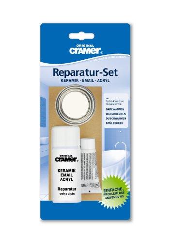 Cramer Ceramic / Enamel Repair Kit for Baths, Sinks and Counter ...