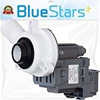 Ultra Durable LP397 Washer Drain Pump Replacement Part by Blue Stars – Exact Fit For Whirlpool & Kenmore Washers – Replaces W10276397 AP6018417 WPW10276397VP