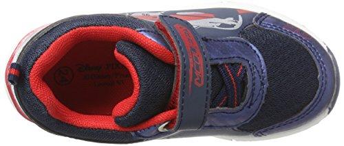 Cars Jungen Cr000330 Sneaker Blau (Navy/NAVY/L.NAVY)