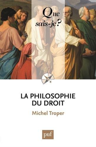 B.o.o.k La philosophie du droit R.A.R