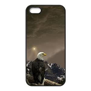 Animals Eagles ZLB558171 DIY Phone Case for Iphone 5,5S, Iphone 5,5S Case