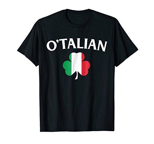 (O'Talian Irish Italian St Patrick's Day)