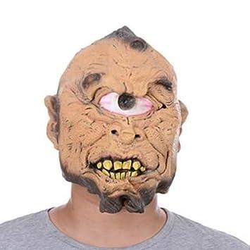 kondrao hamulus de látex máscara de miedo disfraz de One diseño de monstruo cabeza máscara para