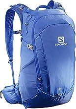 Salomon Mochila de senderismo 30L, Unisex, TRAILBLAZER 30, Azul (Nebulas Blue), LC1396100