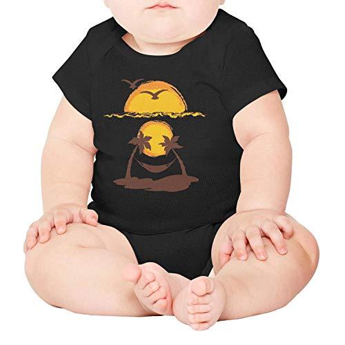 Artisfive Sun Set. Sunrise Unisex Baby Onesies Infant Bodysuit