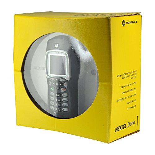 Motorola i355 iDen Digital Multi-Service Data Capable Wireless Phone/Walkie Talkie - New in Box