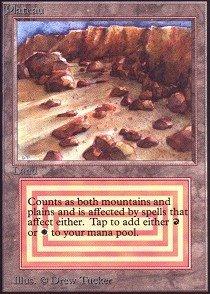 Mtg Collectors Edition (Magic: the Gathering - Plateau - Collectors Edition)