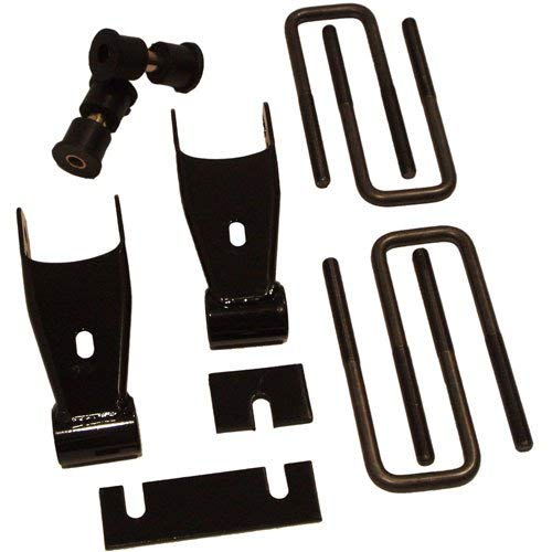 "Ground Force 91209 2.5"" Rear Shackle Kit"