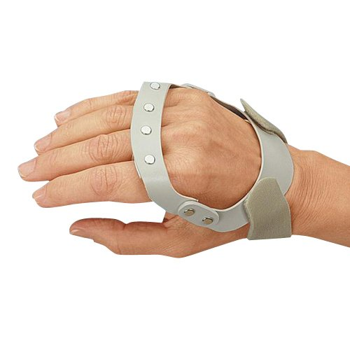 3 Point Products Polycentric Hinged Ulnar Deviation Splint Left, Large, 1.3 Ounce