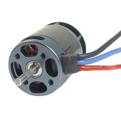 Aexit AX-2215H 3550KV Electrical equipment High Speed Magnet Brushless Motor for RC 450 Class Helicopter ()