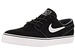 Nike Sb Zoom Stefan Janoski Og (Blackwhite-gum Light Brown) Mens Skate Shoes-9.5