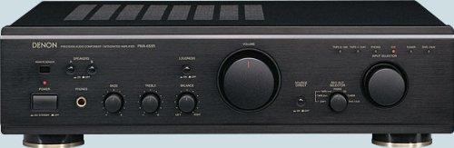 Denon PMA-655 R HiFi-Amplificador Integrado de Negro: Amazon.es: Electrónica