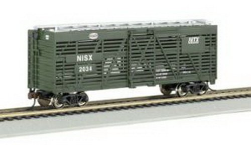 Bachmann 18520 H0 Silver Series® 40' Stock Car; New York Central by -