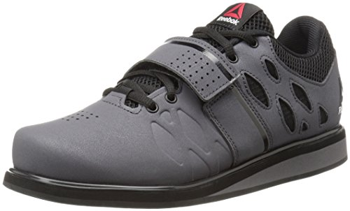 Gris black Ash Lifter Pr Homme ash Grey De Fitness Grey white black Reebok white Chaussures pBqwwY