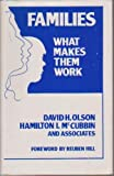 img - for Families: What Makes Them Work book / textbook / text book