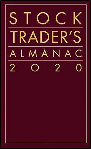 Best Stock Trading Books 2020 Amazon.com: Stock Trader's Almanac 2020 (Almanac Investor Series