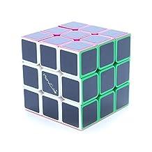 3x3x3 Maru CX3S Phantom Cube Bright Plastic Color Twisty Puzzle