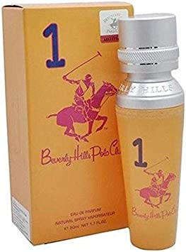 Beverly Hills Polo Club # 1 Eau de Parfum 50 Spray – WOMEN: Amazon ...