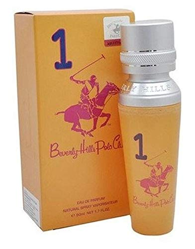 Beverly Hills Polo Club # 1 Eau de Parfum 50 Spray - WOMEN: Amazon ...