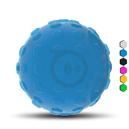 Hexnub Cover for Sphero Robotic Ball 2.0 & SPRK App-enabled Toys - Accessories to Protect your Robot - Blue (Remote Control Ball)