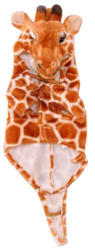 Picture of Giraffe Hoodie for Pet, Medium