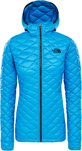 Femme Blue Blouson The Face Bomber Thermoball North qwSYtSI