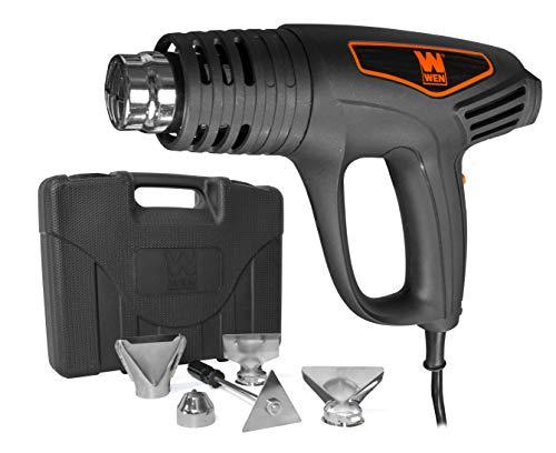 - WEN 2020 Dual-Temperature 1500W Heat Gun Kit