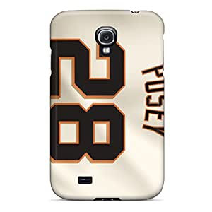 HmPuDvv1258ndqVO Phone Case With Fashionable Look For Galaxy S4 - Player Jerseys