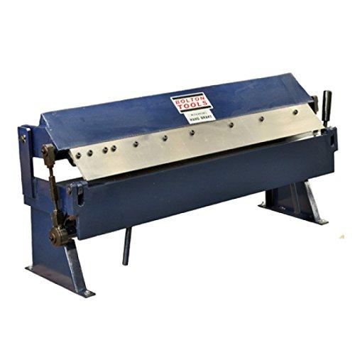 Bolton Tools 24-Inch Box & Pan Brake 20 Gauge Steel | PB2420