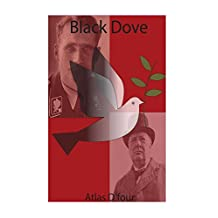 Black Dove. (Scripts on Black)