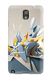 Awesome RyRPZvt16825hYZgk DavidMBernard Defender Tpu Hard Case Cover For Galaxy Note 3- Artistic