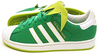 Amazon.com   adidas Superstar II Kermit The Frog Men's Shoes ...