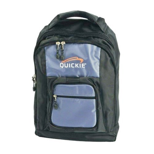 Quickie Adult Wheelchair Back Pack- Compatible with Quickie