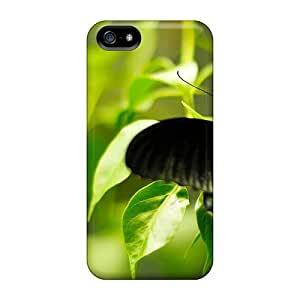 Quality Favorcase Cases Covers With Swallowtail Butterfly Nice Appearance Compatible With Iphone 5/5s