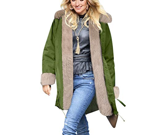 Autunno Donna Yuch Inverno Greeng Invernale nbsp;giacca Cappuccio Da Con qwzZXFzxY