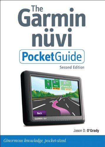 The Garmin Nuvi Pocket Guide, Second Edition (2nd Edition)