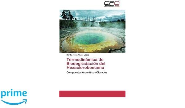Termodinámica de Biodegradación del Hexaclorobenceno ...