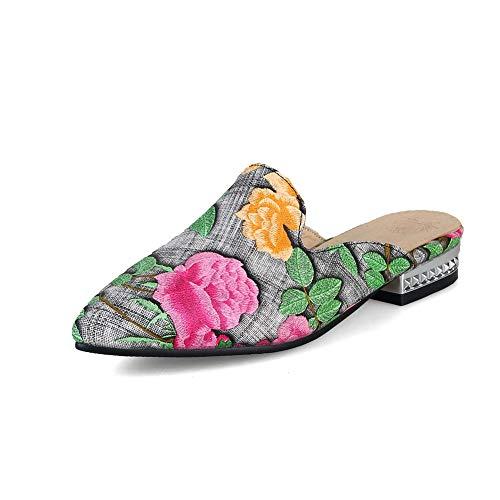 Sandales Rose AdeeSu EU Rouge 36 SLC04401 Rose Femme 5 Compensées vaKqn5fRq