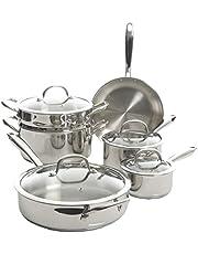 Kenmore Arlington Ceramic Coated Nonstick Aluminum Cookware Set