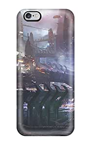 Premium Vehicle Sci Fi Heavy-duty Protection Case For Iphone 6 Plus