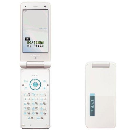Docomo SHARP SH-11C Unlocked Waterproof Cell Phone - Unlocked Cell Sharp Phone