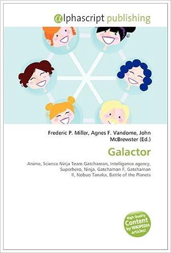 Galactor: Amazon.es: Frederic P Miller, Agnes F Vandome ...