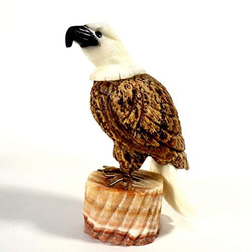 Hand Carved Stone Bird - 4